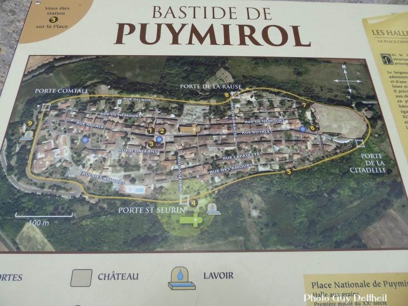 Visite de Puymirol