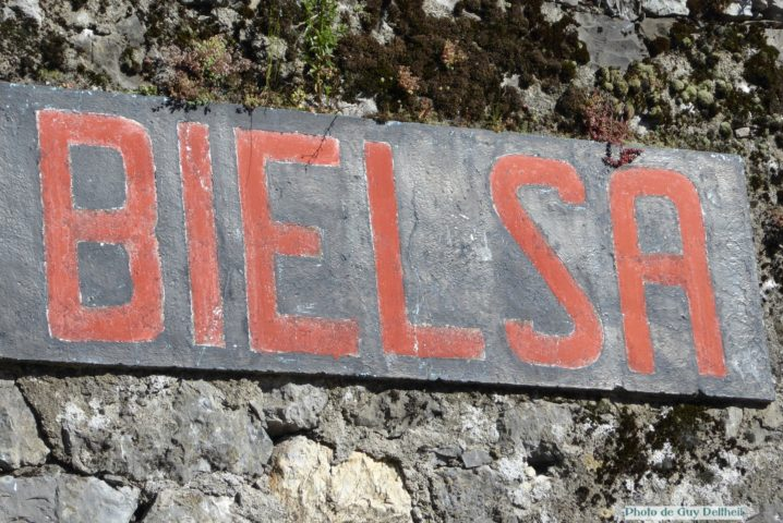 Bielsa-Espagne