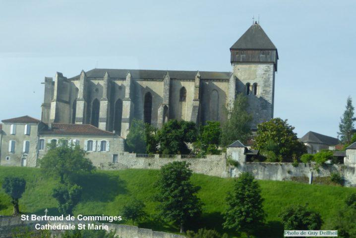 St Bertrand de Comminges-Haute-Garonne