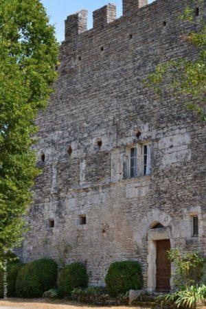 Aujols-Le château