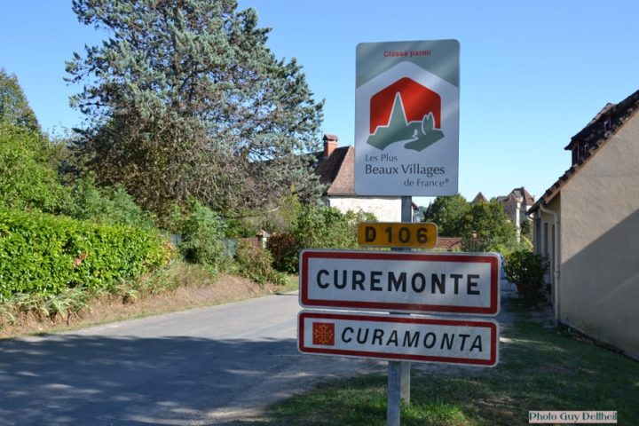Curemonte-Site
