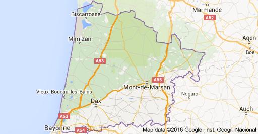 Les Landes-Région Mimizan