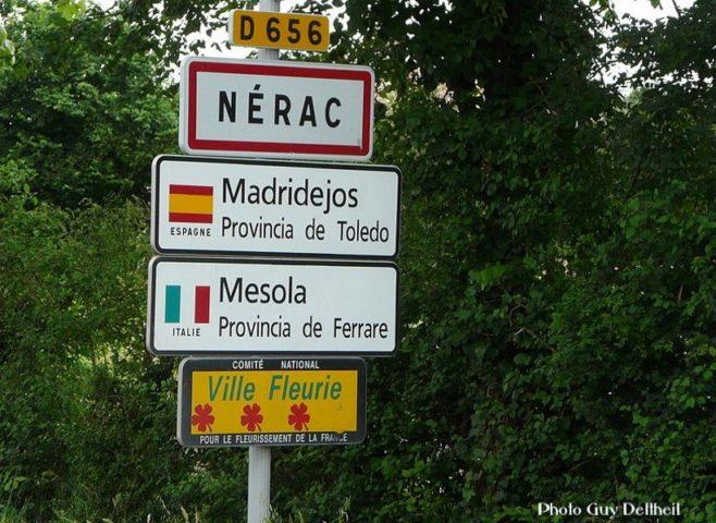 Nérac-Lot et Garonne--site