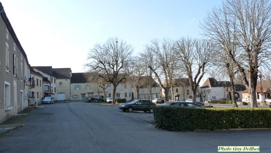 Dégagnac-Le village