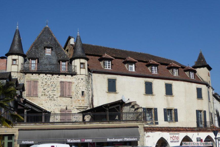 Beaulieu-sur-Dordogne-La ville