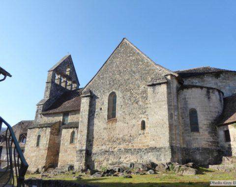 Beaulieu-sur-Dordogne-La ville basse- les quais