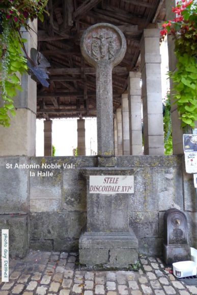 Saint Antonin Noble Val-Site