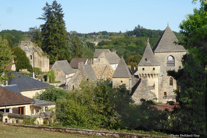 St Geniès-Site