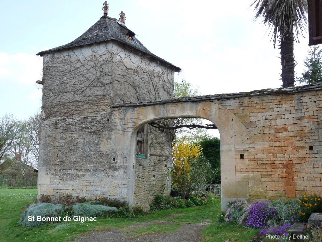 St Bonnet de Gignac
