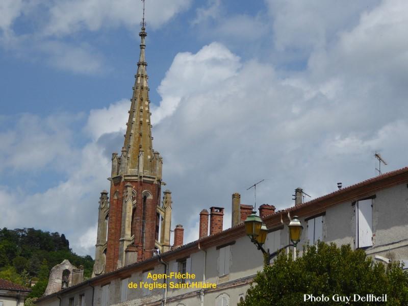 La Cathédrale Saint Caprais