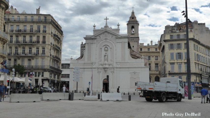 Marseille-L'église St Ferréol