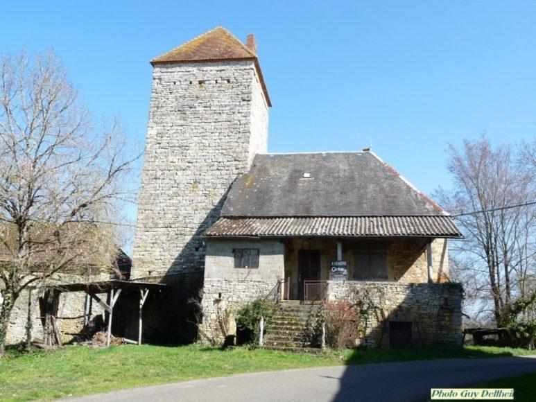 Dégagnac-Hameau de Mazerac