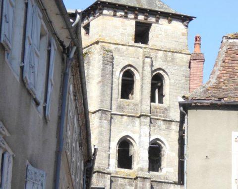 Beau-lieu-sur-Dordogne-l'Abbatiale St Pierre