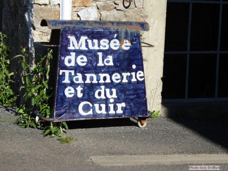 Tannerie du Musée de Bort-Les-Orgues-Corrèze