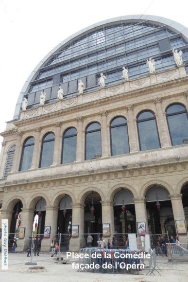 Place de la Comédie-L'Opéra