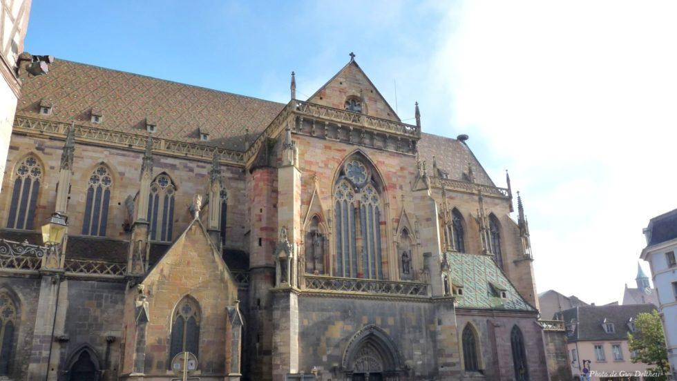 Colmar-Cathédrale-St Martin