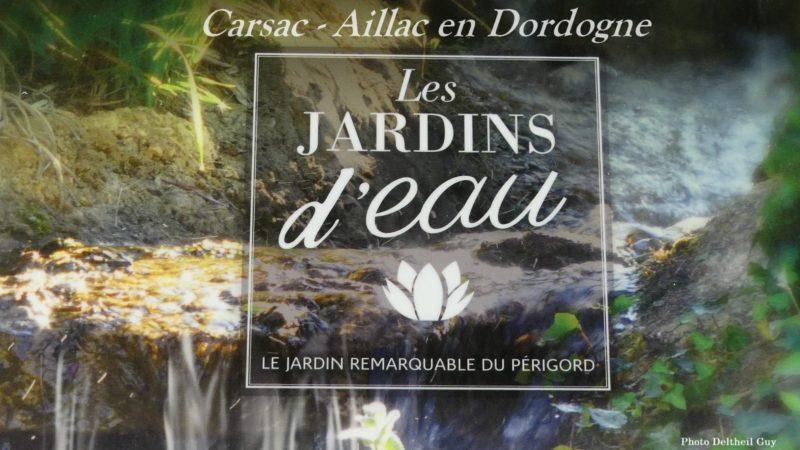Carsac-Les Jardins d'eau-Site