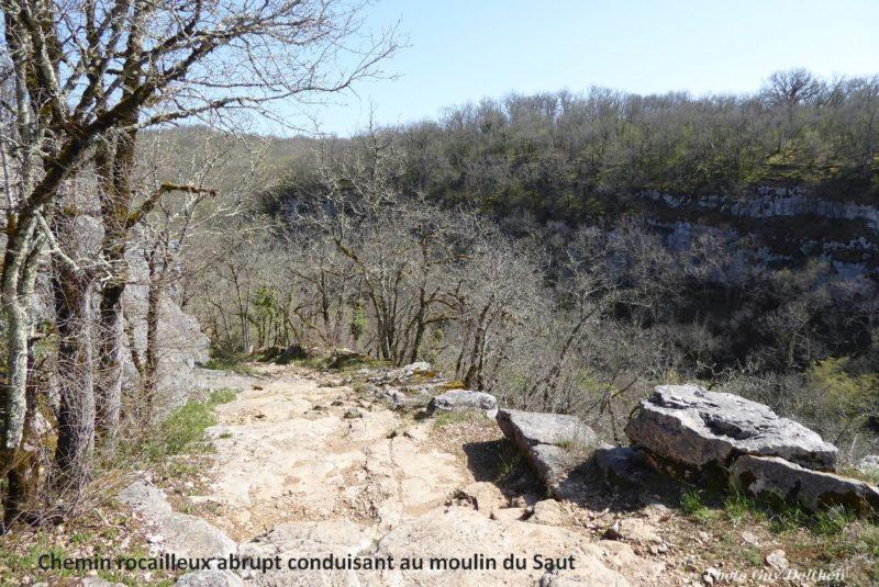 Moulin du Saut-Site
