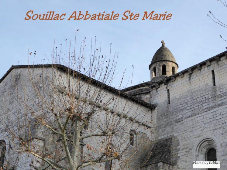 Souillac-Abbatiale-Ste-Marie-site