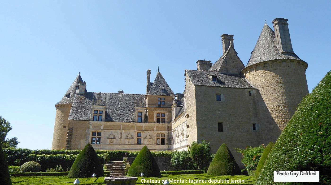 Château de Montal.